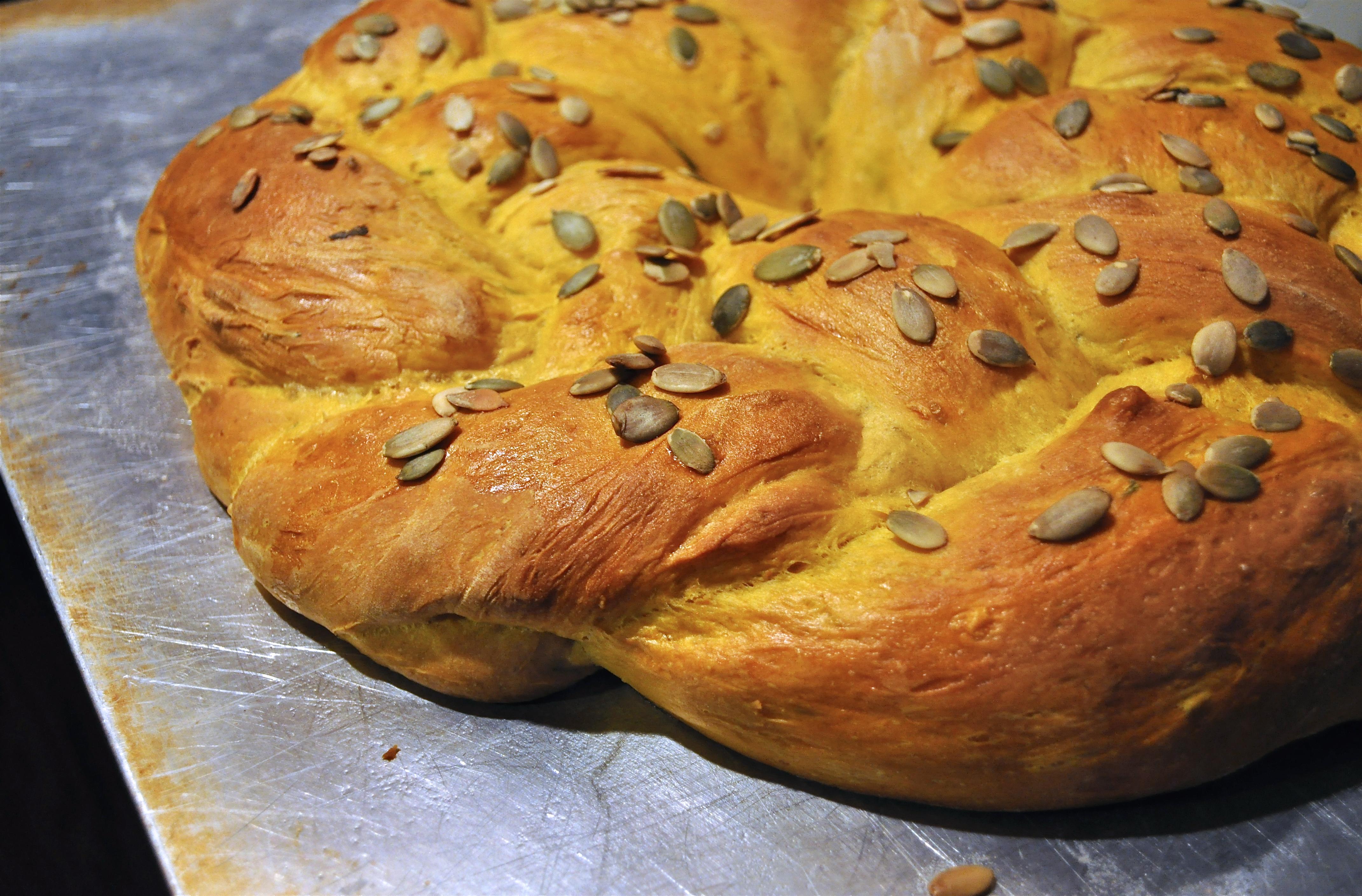 pumpkin bread didn rise