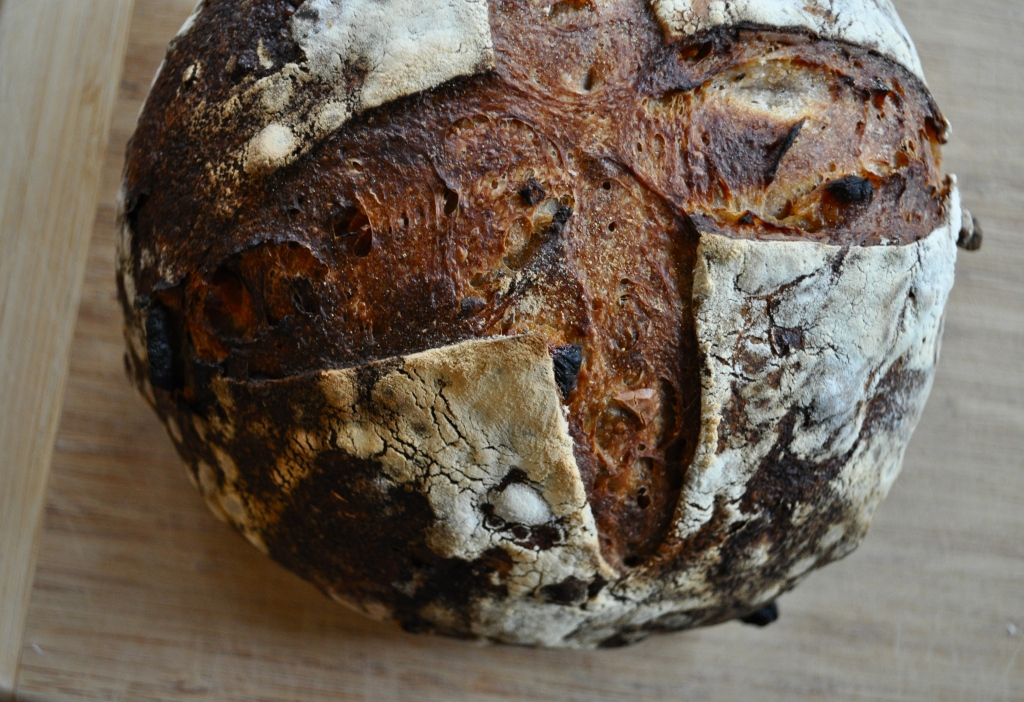 Jamie's sourdough boule